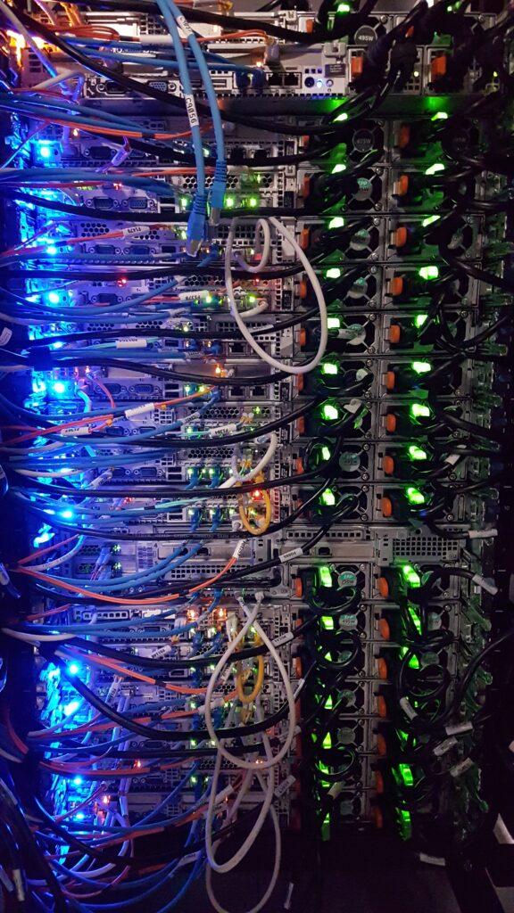 Brandrise Hosting server